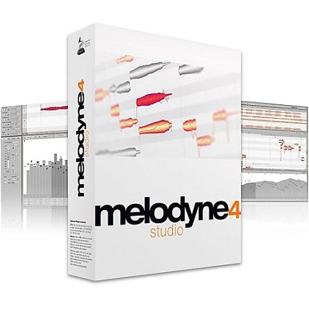 دانلود Celemony Melodyne Studio 4 v4.2.1.003