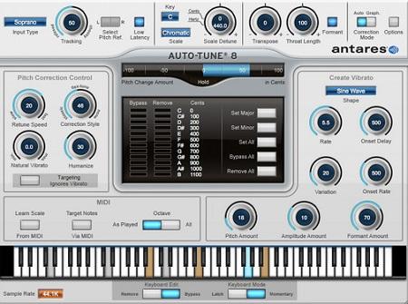 دانلود پلاگین Antares Auto Tune v8.1.1